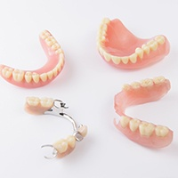 Partial and full denture